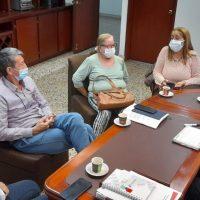 Reunión de comité de moralización en la Contraloria General del Quindio