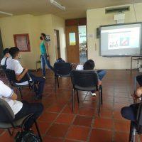 Ejecución del programa de contralor estudiantil